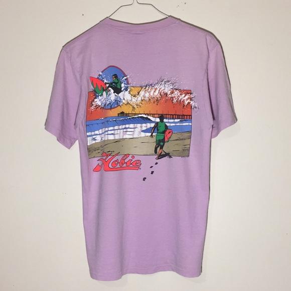 e48b93c22c 🔥Vintage 1987 Hobie Surf T-Shirt